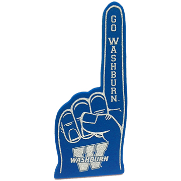 Image For Foam Hand - Go Washburn